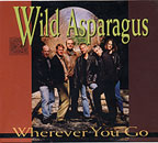 Wild Asparagus folk music cd - wherever you go